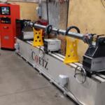 propshaft balancing machines